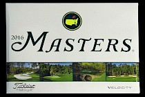 US Masters branded golf ball gift set