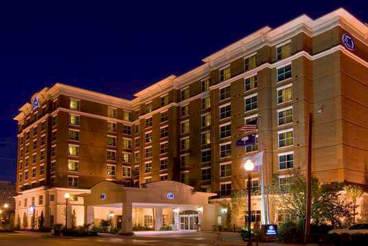 Hilton Columbia Center, South Carolina